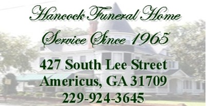 johnson and son funeral home obituaries dawson ga